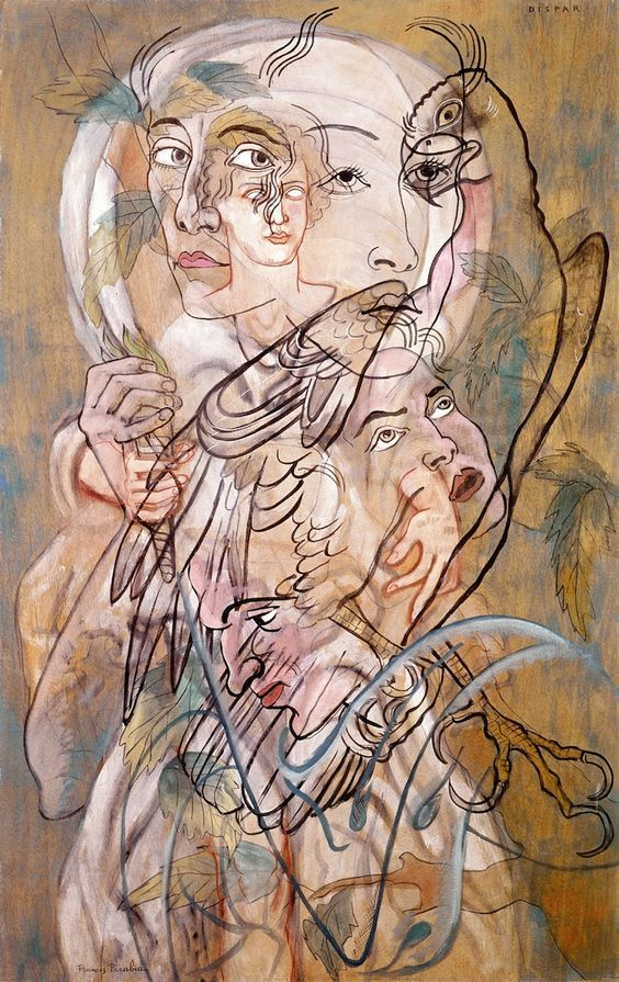 """The Athenaeum - Dispar"", Francis Picabia"