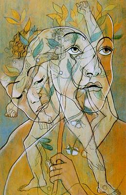 """The Dance"", Francis Picabia, 1922-24"